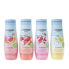 SodaStream Zero Calories Fruit Flavor Variety 4-pack Auto-Ship®
