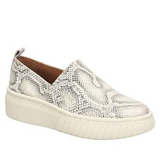 Sofft Potina Leather Platform Sneaker
