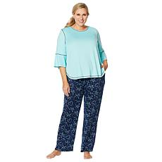 Soft & Cozy 2-piece Ultra Knit Pajama Set