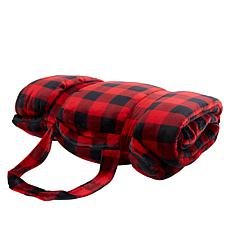 Soft & Cozy Sherpa Sleeping Bag