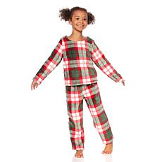 Soft & Cozy Super Soft Plush Kids PJ Set