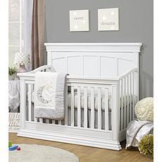 Sorelle Modesto 4-in-1 Crib - White