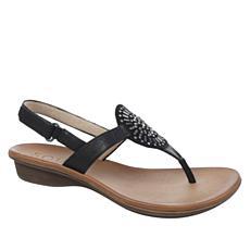 Soul Naturalizer Stellar Slingback Thong Sandal