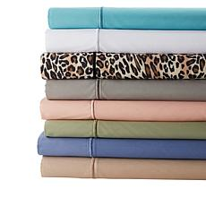 South Street Loft Microfiber Sheet Set with Extra Pillowcases