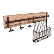 Southern Enterprises Abeline Wall Mount Storage