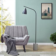 Southern Enterprises Lourdes Floor Lamp