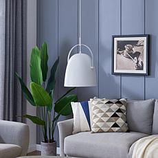 Southern Enterprises Wedlyn Pendant Lamp - White