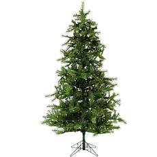 Southern Peace Pine 7-1/2' Christmas Tree with Lights