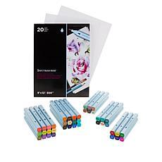 Spectrum Noir Aqua Pens Mega Bundle