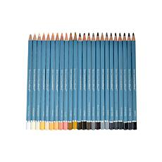 SPECTRUM Noir AquaBlend Watercolor Pencils Essentials Set of 24