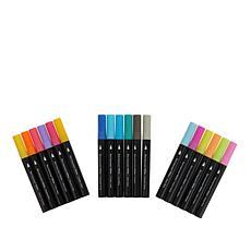 Spectrum Noir Glitter Marker 18-Pen Set