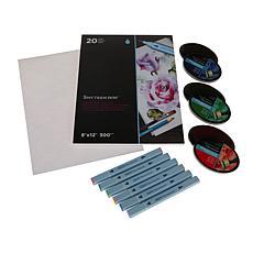 Spectrum Noir Watercolor and Paper Pad Bundle