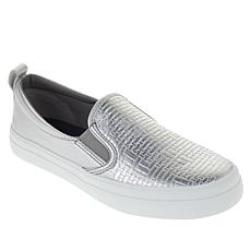 Sperry Crest Twin Gore Leather Slip-On Sneaker