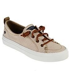 Sperry Crest Vibe Mini-Check Sneaker