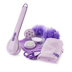Spin Spa Body Deluxe Cleansing Kit