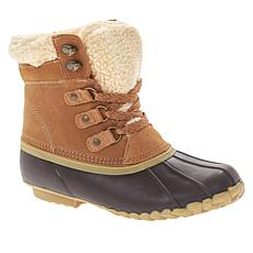 Sporto® Darling Waterproof Laced Duck Boot