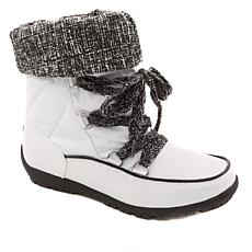 Sporto® Knit Me Waterproof Cuffed Boot