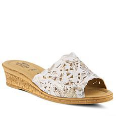 Spring Step Estella Slide Wedge Sandal