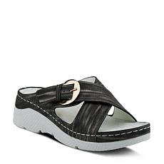 Spring Step Flexus Persemia Semi-Wedge Sport Sandal