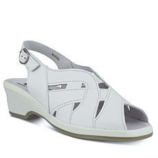 Spring Step Marina Peep-Toe Sandal
