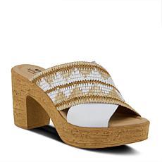 Spring Step Tribeca Leather Sandals