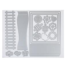 Stamps of Life Shadow Box Dies Cardmaking Kit
