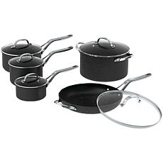"Starfrit ""The Rock"" 10-Piece Cookware Set"