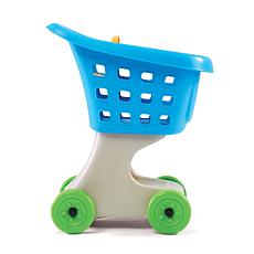 Step2 Little Helper's Grocery Cart - Blue