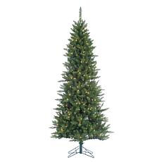 Sterling 7-1/2' Nordic Fir Lighted Christmas Tree