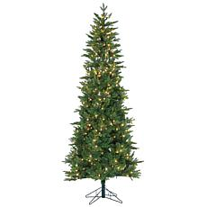 Sterling 7-1/2' Salem Spruce Lighted Christmas Tree