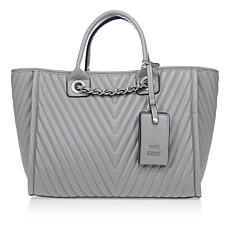 Steven By Steve Madden Alec Quilted Tote
