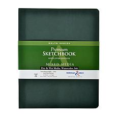 Stillman & Birn Delta Series Softcvr Sketchbook 8x10 Portrait 56 pages