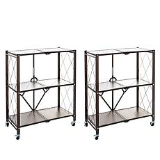 StoreSmith 3-Tier Shelf 2-pack