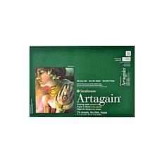 """Strathmore 400 Series Artagain Pads Assorted Tints - 12"""" x 18"""""""