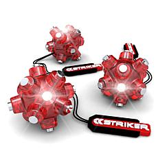 Striker Magnetic Hands-Free Flashlight 3-pack