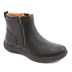 Strive Bamford Leather Orthotic Ankle Bootie