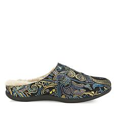 Strive Vienna Suede Slip-On Orthotic Clog