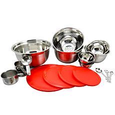 Sunbeam Branfield 21 Piece Kitchen Prep Set with Measuring Accessories
