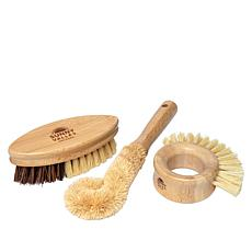 Sunny Valley Orchard 3-pc Household Brush Set