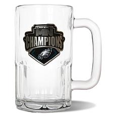 Super Bowl LII Champions 20 oz. Root Beer Mug - Philadelphia Eagles