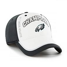 Super Bowl LII Champions Men's Crashline Contender Cap