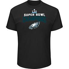 Super Bowl LII Champions Men's Super Venue Short-Sleeve Tee