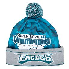 2f94d2f649e Super Bowl LII Champions Printed Light-Up Beanie