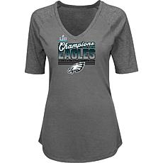 Super Bowl LII Champions Women's Gametime Gal Tee