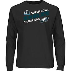 Super Bowl LII Champions Youth More Than Enough Long-Sleeve Tee
