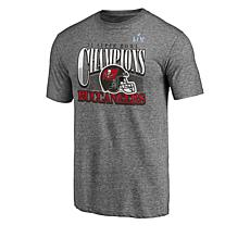 Super Bowl LV Champions Short-Sleeve Nickle Tee by Fanatics