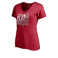 Super Bowl LV Champions Women's Parade Tee by Fanatics