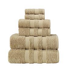 Symptom Turkish Cotton 6-piece Towel Set