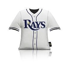 Tampa Bay Rays Plushlete Big League Jersey Pillow