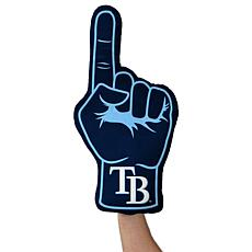 Tampa Bay Rays Plushlete Fan Finger Pillow